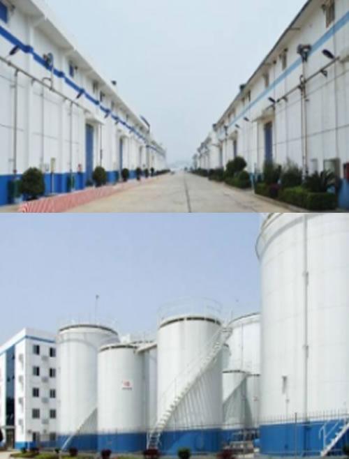 湛江北站国家粮食储备中转库储备仓工程