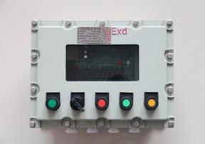 防爆脉冲控制仪